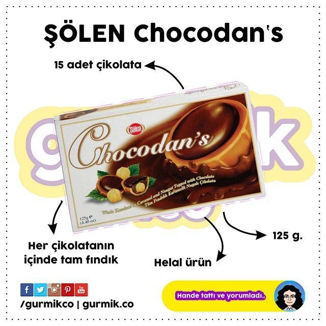 Şölen'den Toffifee tutkunlarına alternatif. Öncelikle ürün yeni değil. Uzun süredir piyasada ve nasıl görmedim diyenlere gelsin. Şölen #Chocodans karamelli nugalı sütlü çikolatasında tüm fındık...