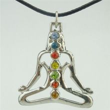 The best idea to see and wear all chakra colour!  Rhinestone Chakracolur Pendant http://www.meditativelifeguide.com/products/free-shipping-15883-random-rhinestone-alloy-dull-silver-chakra-pendant-buddha-yoga-meditation-crystal-17-necklace/  #chakra #chakranecklaces #pendant #meditation #yoga #jewelry #jewellry #yogajewelry #mandalajewelry #meditationjewelry #chakrajewelry #chakrahealing #chakracleanse