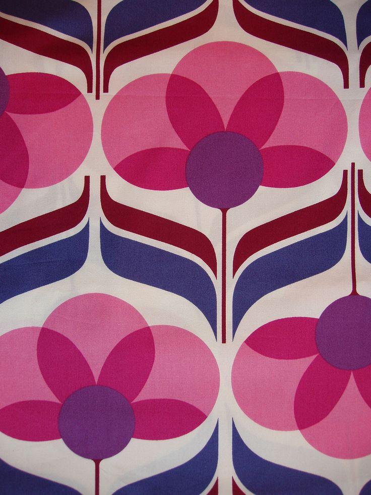 #pattern #vibrant #retro