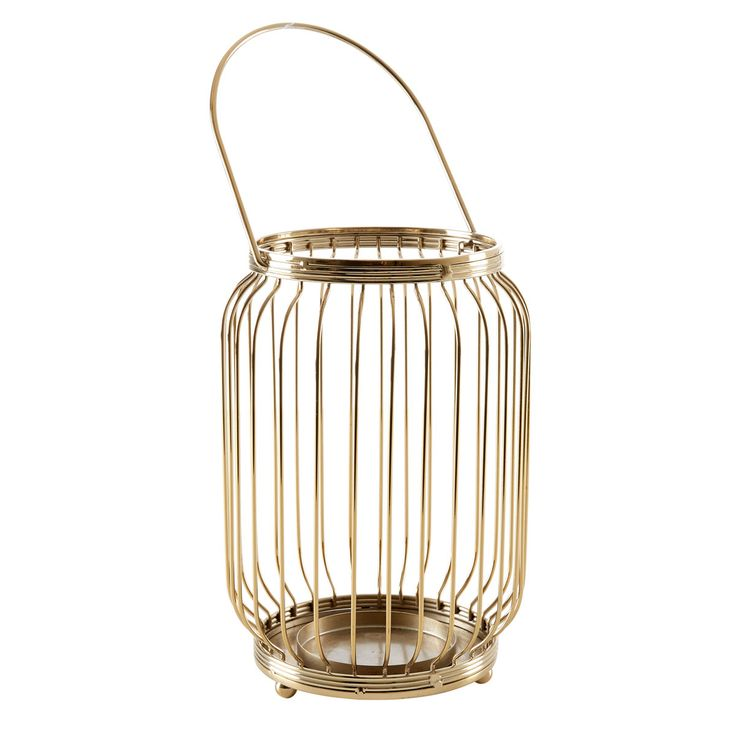 brass Lantern home & Co