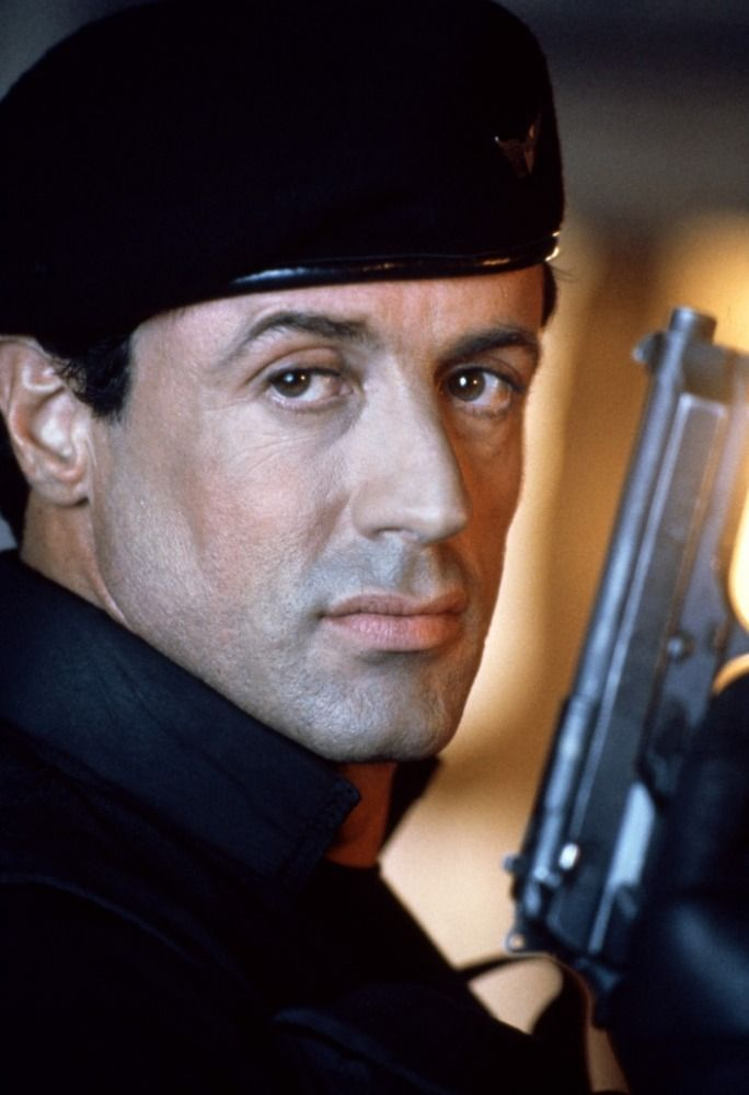 Demolition man - Sylvester Stallone I