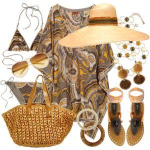 : Beaches, Beach Accessories, Beach Wear, Beachwear, Beach Style, Beach Outfits, Summer Outfits, Beach Fashion, Beach Outfit ️