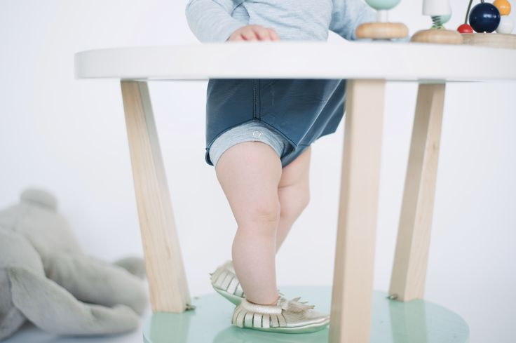Grey Bamboo Onesie by little CITIZENS.