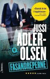 Fasandreperne av Jussi Adler-Olsen. Hans andre bok om Avdeling Q.