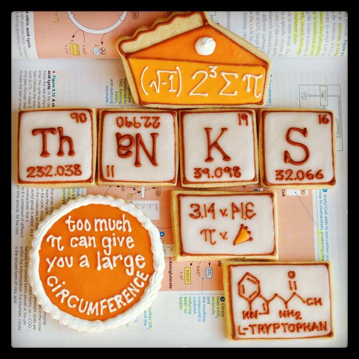 A Geeku0027s thanksgiving #geekthanksgiving #geek #cookies #decorated cookies  #cookiehumor #rhanksgiving