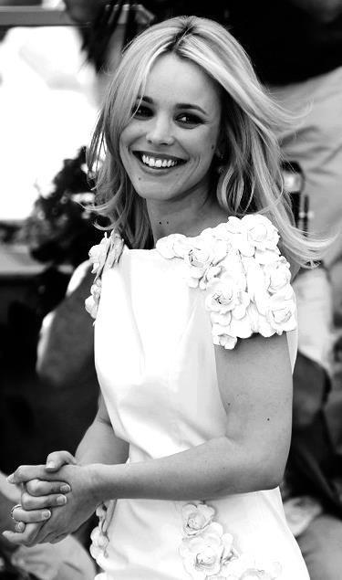 Rachel McAdams love her and the dress