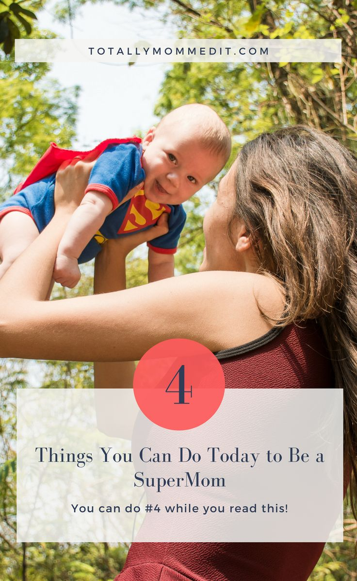 being a supermom, good mom, parenting tips, superman