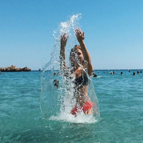 Capturing the moment of pure summer bliss at Grecian Park Hotel Cyprus! 📷: @annaefremova268 . . . . . . . . . #capegreco #grecianparkhotel #hotel #protaras #amazingviews #cyprus #island #visitcyprus #seaviews #sea #grecianpark #summerbliss #mediterranean