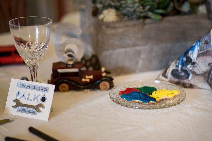 Ezen az esküvőn, amit a Wladek Creative csapata álmodott meg, minden az autókról szólt!