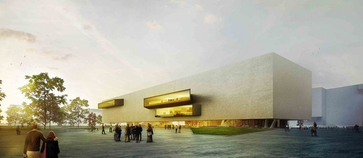 Helsinki Central Library Competition Entry / AND-RÉ