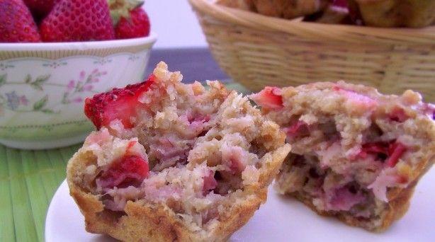 ... | Vanilla bean scones, Quinoa muffins and Apple fritter bread