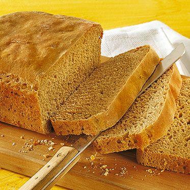 Roggenmischbrot - Rezept für den Brotbackautomat