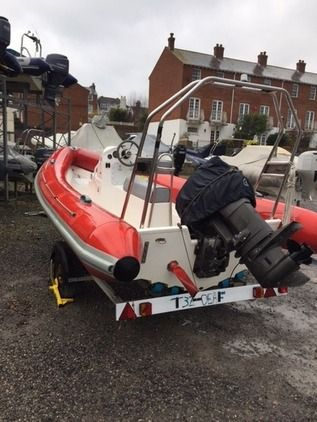 Tohatsu - One Design RIBs and Inflatable Boats for Sale in Hampshire, South East. Search and browse boat ads for sale on boatsandoutboards.co.uk