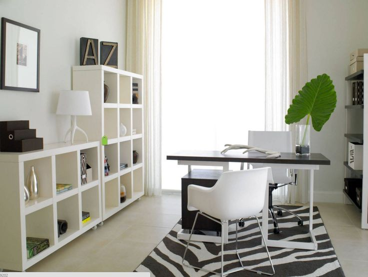 Small Office Ideas Http://www.houzz.com/photos/739206