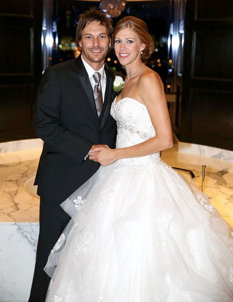 Kevin Federline and Victoria Prince's wedding photos revealed!