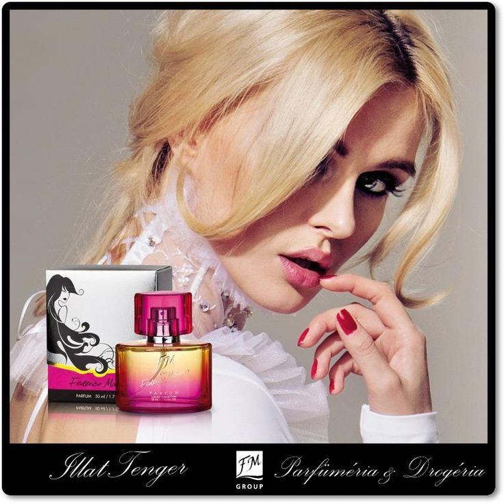 Lehengerlő illat! (306 - NINA RICCI-Fills) A körte, a jázmin, a pacsuli, a japán sztóraxfa és erős fűszerek, a gyömbér és a sáfrány kifinomult kombinációja. Valódi parfüm töménységben