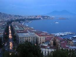 Napoli, Italy where no familia comes from hence the last name lol