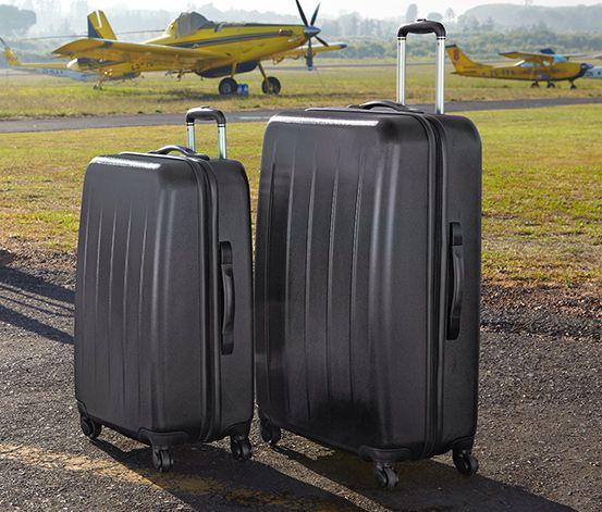 Polykarbonátový kufr