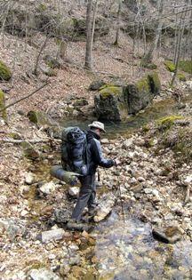 The Ozark Trail - Thru-Hiking 230 mile trail in the heart of Missouri!!