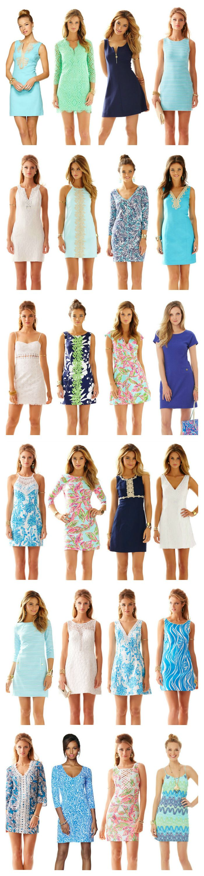 Lilly Pulitzer, just go ahead and take all of my money. The spring collection is PERFECTION.
