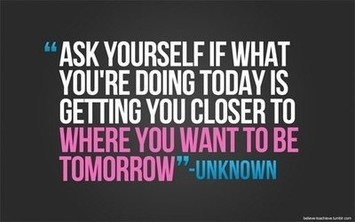 Ask Yourself Quote