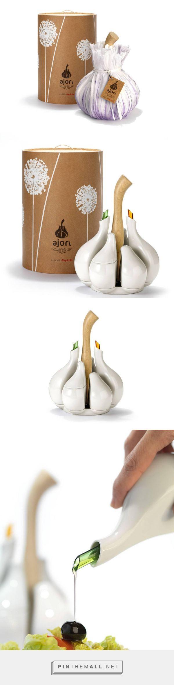 Ajori – galheteiro inspirado em uma cabeça de alho | DESIGN on the ROCKS