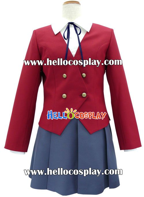 Toradora Cosplay School Girl Uniform
