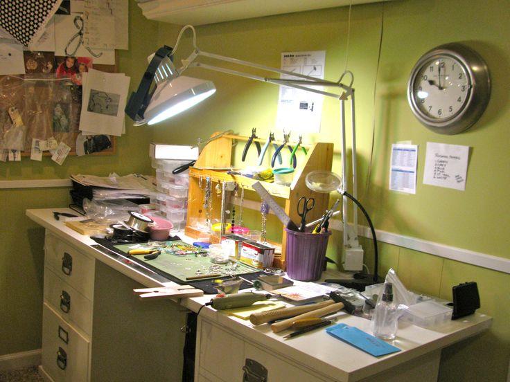 Home Jewelry Studio Jewelry Studio Workshop Studio