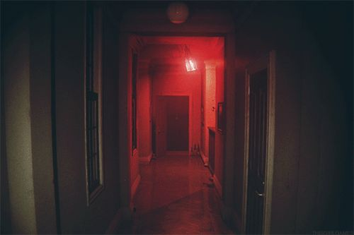 "Tumblr ""The house of blood"" ""The child is crying"" ""The phone is ringing"" P.T. Horror House ♠️When darkness falls♠️"