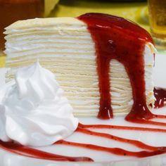Aprende a preparar torta de panqueques con esta rica y fácil receta.  La torta de panqueques es una forma diferente y original de elaborar una tarta, pues se hace a...