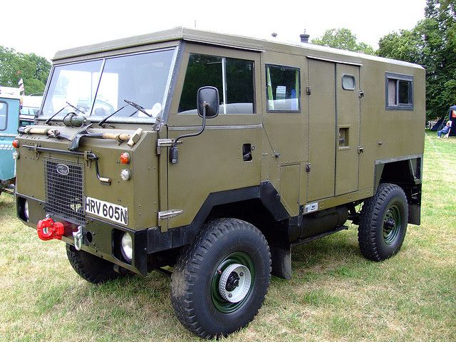 Landrover 101 forward control | Flickr - Photo Sharing!