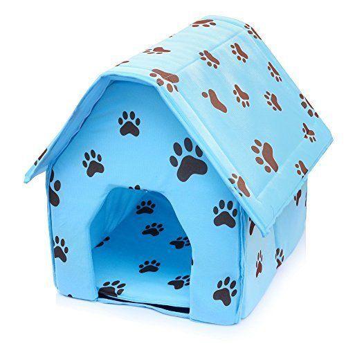 Casa De Cachorro Gato, petforu Portátil Desmontável Luxo Indoor Outdoor Casa Cachorro Gato | Artigos para animais, Suprimentos para cães, Casinhas para cães | eBay!