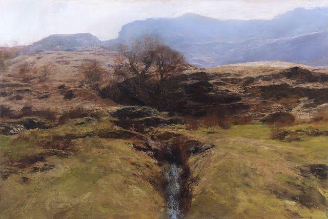 Ancient hills. Douglas Fryer