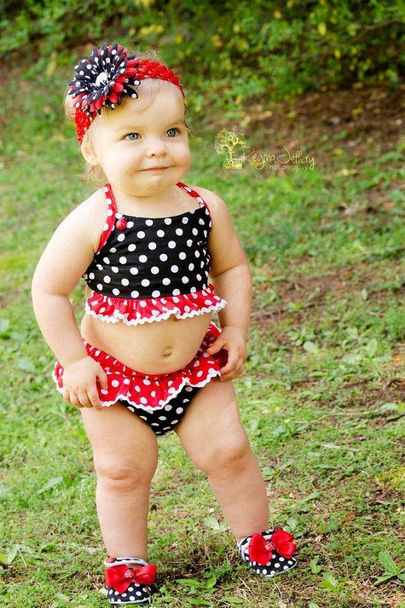 Glitter Ladybug Baby Shoes Ladybug Outfit von PrincessAndThePbaby