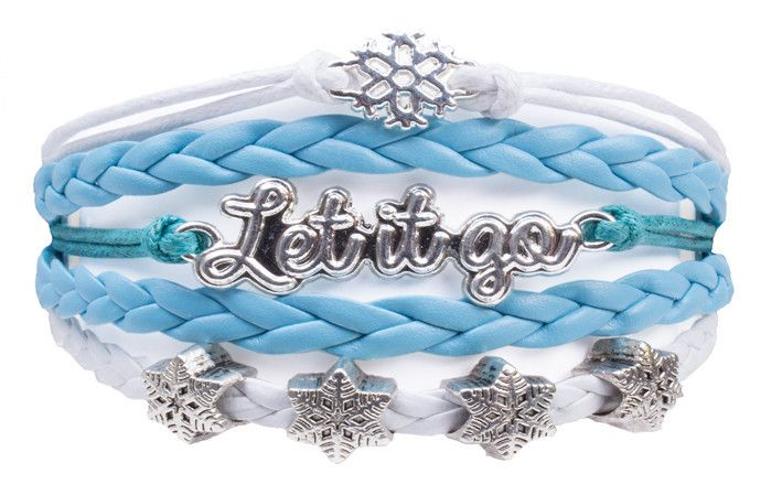 Love the movie Frozen? Get the bracelet for only $19 until January 30, 2015! Get an extra 5% off using the code: pinterest