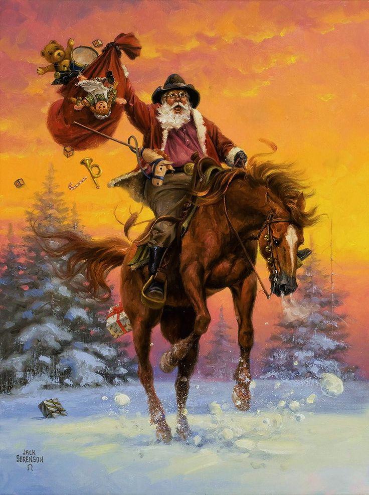 Делать, открытка дикий запад