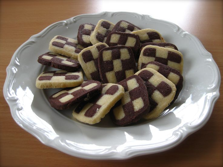 Image result for checkerboard cookies