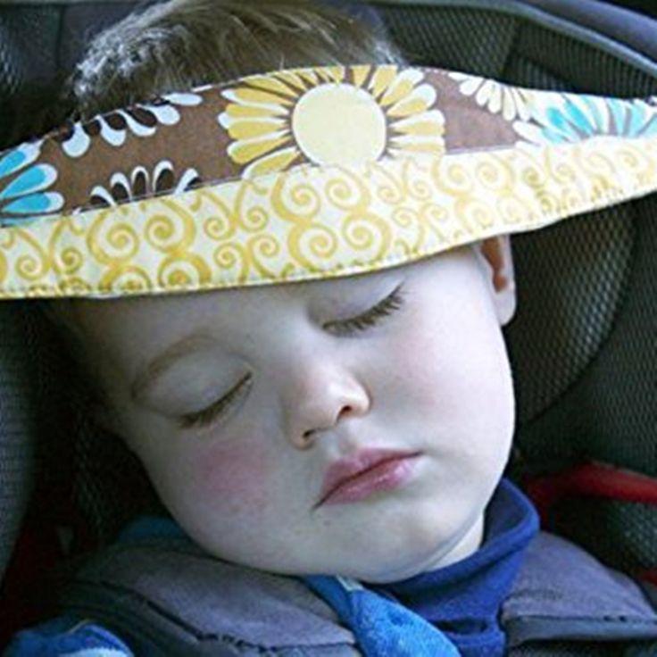 ベビーカー子供の安全シート締付けベルト調節可能なポジショナ出入り口枕用睡眠トラベル枕ベビーカー乳母車