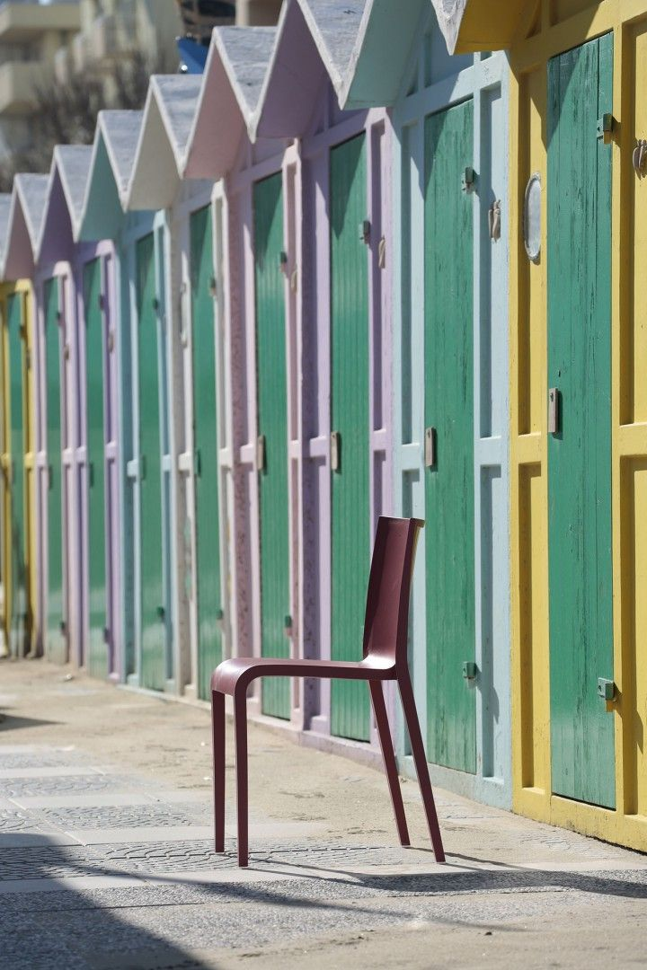 Nassau | Marc Sadler Air Moulded Polypropylene Chair. NassauFurnitureChairs