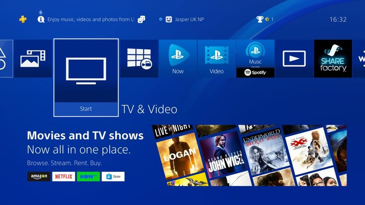 Learn about Redesigned PS4 media hub showcases the best streaming videos http://ift.tt/2tpdmNy on www.Service.fit - Specialised Service Consultants.
