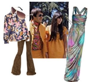 Sonny and Cher costume idea