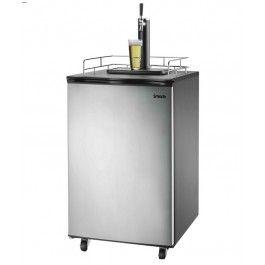 Versonel Smart+ Freestand Full Keg Kegerator Beer-Meister SPP155BDSS