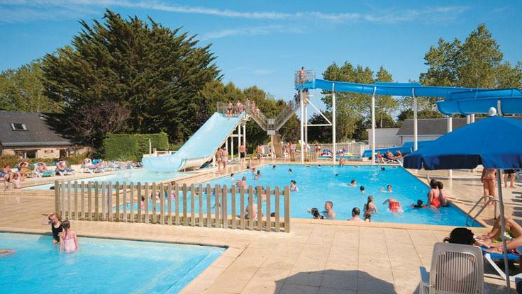Des Menhirs Carnac Plage Brittany Pool Complex My Holidays Pinterest Campsite And Pools