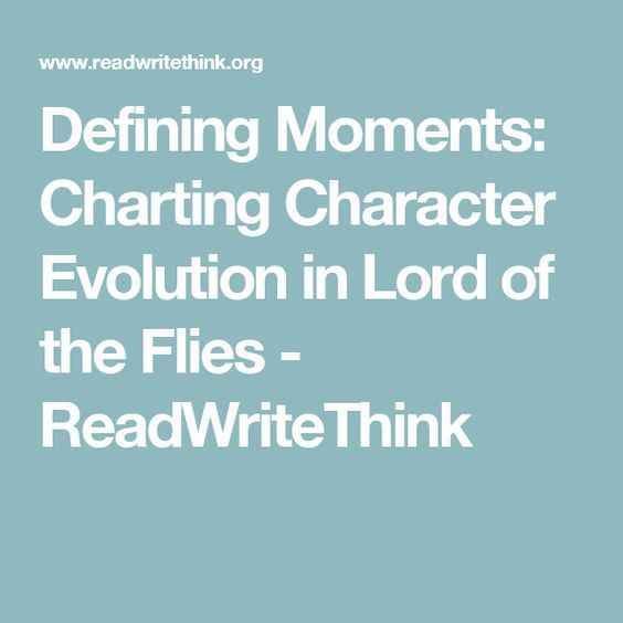 character defining moments essay These great tips with help your child's college essays stand out  the best  college essay writers, therefore, focus on their defining qualities—character,  personality traits, attitudes—first, and then choose the moments where.