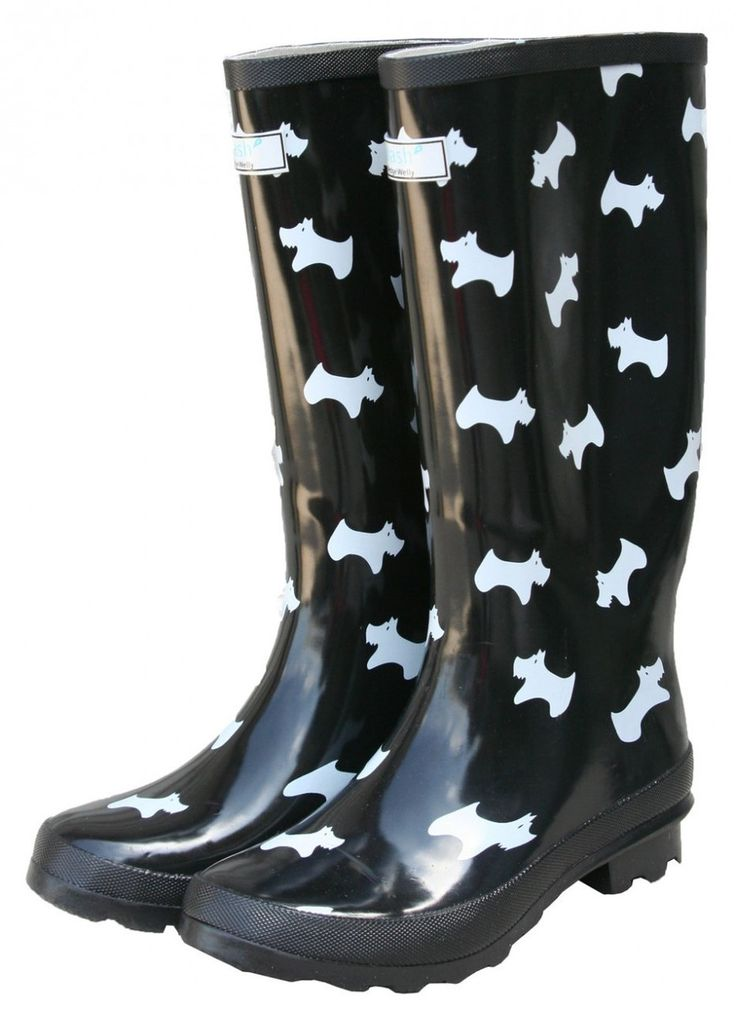 Jileon Wellies - Miss Wagg Wide Fit Wellies, £29.99 (http://www.jileon.com/miss-wagg-wide-fit-wellies/)