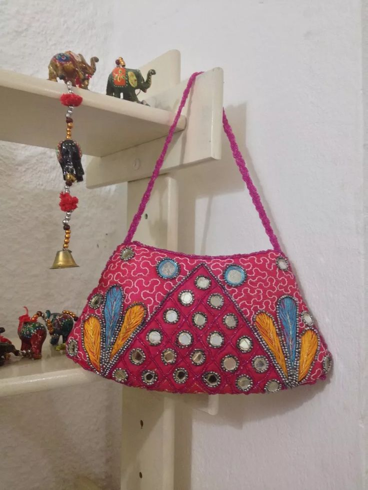 bolsa feminina indiana bordada, lindas bolsas importadas