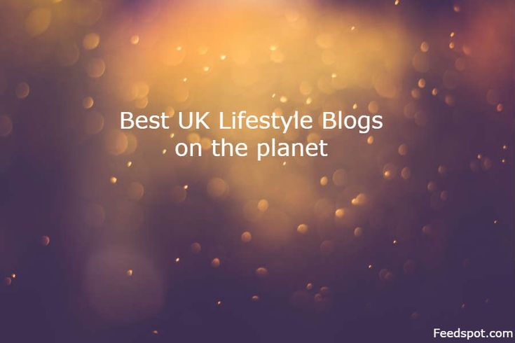 Top 100 UK Lifestyle blogsUK Lifestyle Blogs ListThe Best UK Lifestyle blogs from thousands of top UK Lifestyle blogs in our index using search and social metrics. Data will be refreshed once a week.These blogs are ranked based on following criteria 	Google reputation and Google...