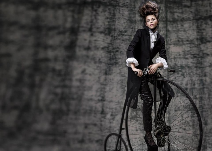 Trelise Cooper Black Tied Peas jacket, Crown Jewels shirt and Rock and Stroll pant