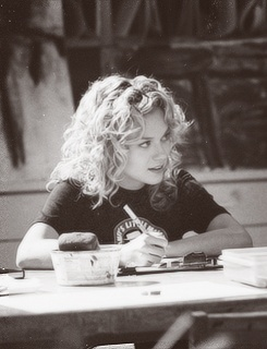 Peyton Sawyer from One Tree Hill.
