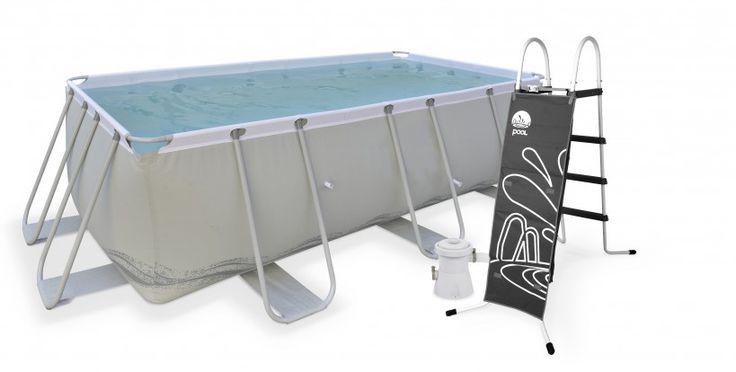 Best 25 piscine tubulaire ideas on pinterest maison for Piscine hors sol 5 49x1 22 m easy set intex